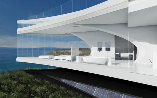 """美國建筑學作品展示:奧克蘭的""""月亮屋"""""""