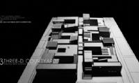 2015年UCB 伯克利大学建筑学硕士录取之3D模型