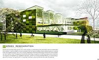 托福88分获宾大建筑学硕士MSD-AAD录取作品集展示