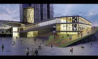 美国名校宾夕法尼亚大学建筑学硕士录取作品集